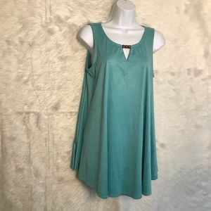 new directions medium Sleeveless Blouse